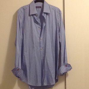 Robert Graham button down dress shirt